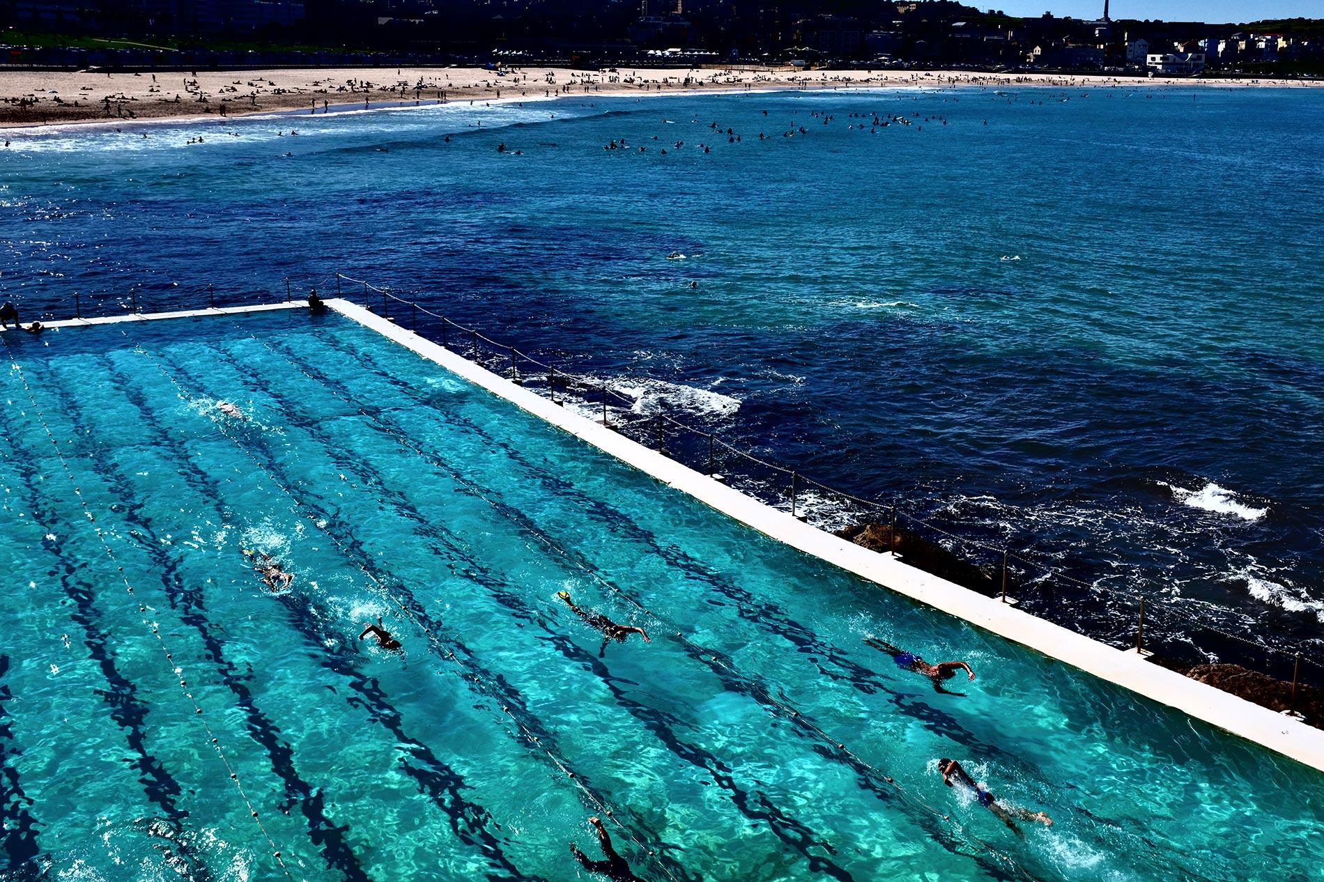 Bondi Beach, Sydney, Australia by Jason Jean