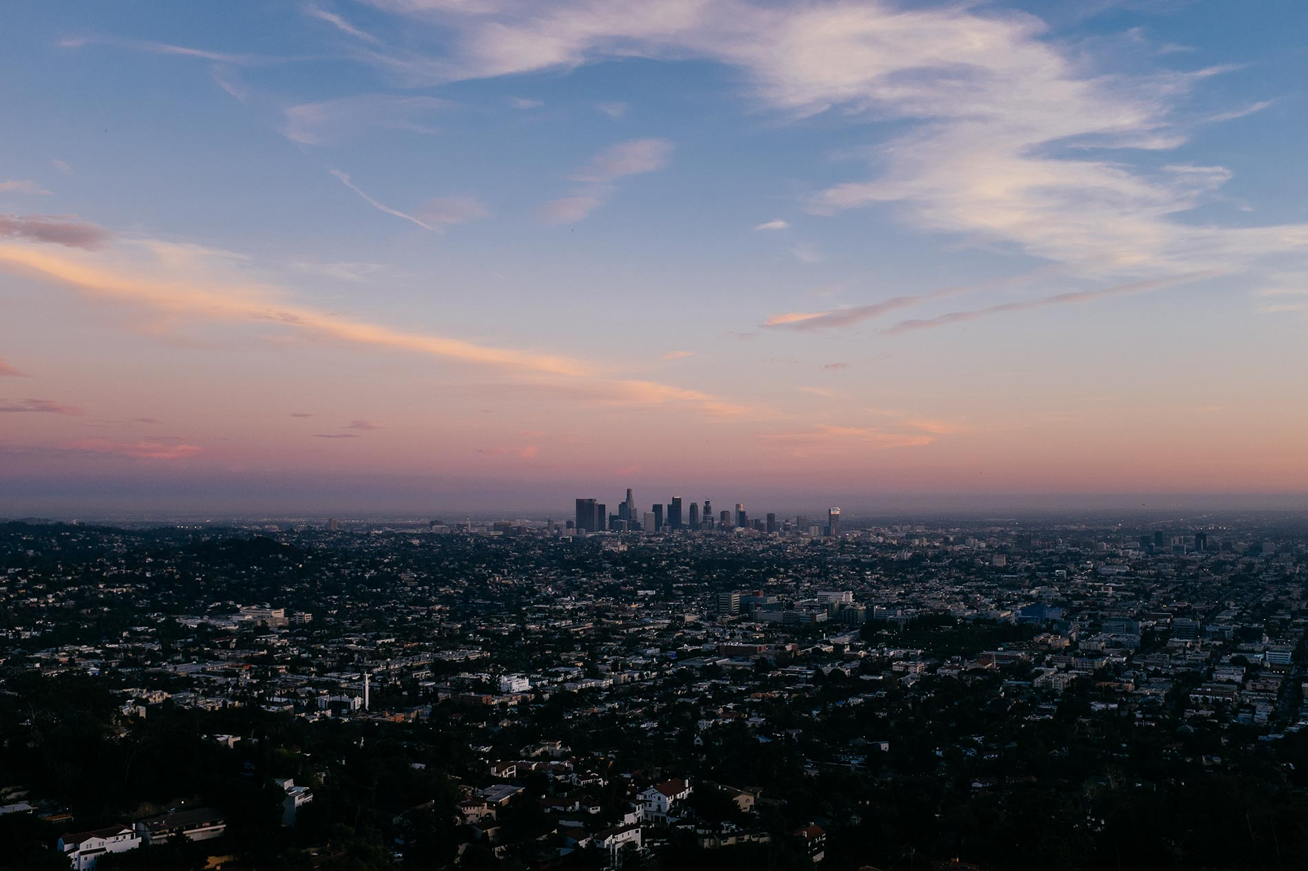 Los Angeles, California by Jason Jean