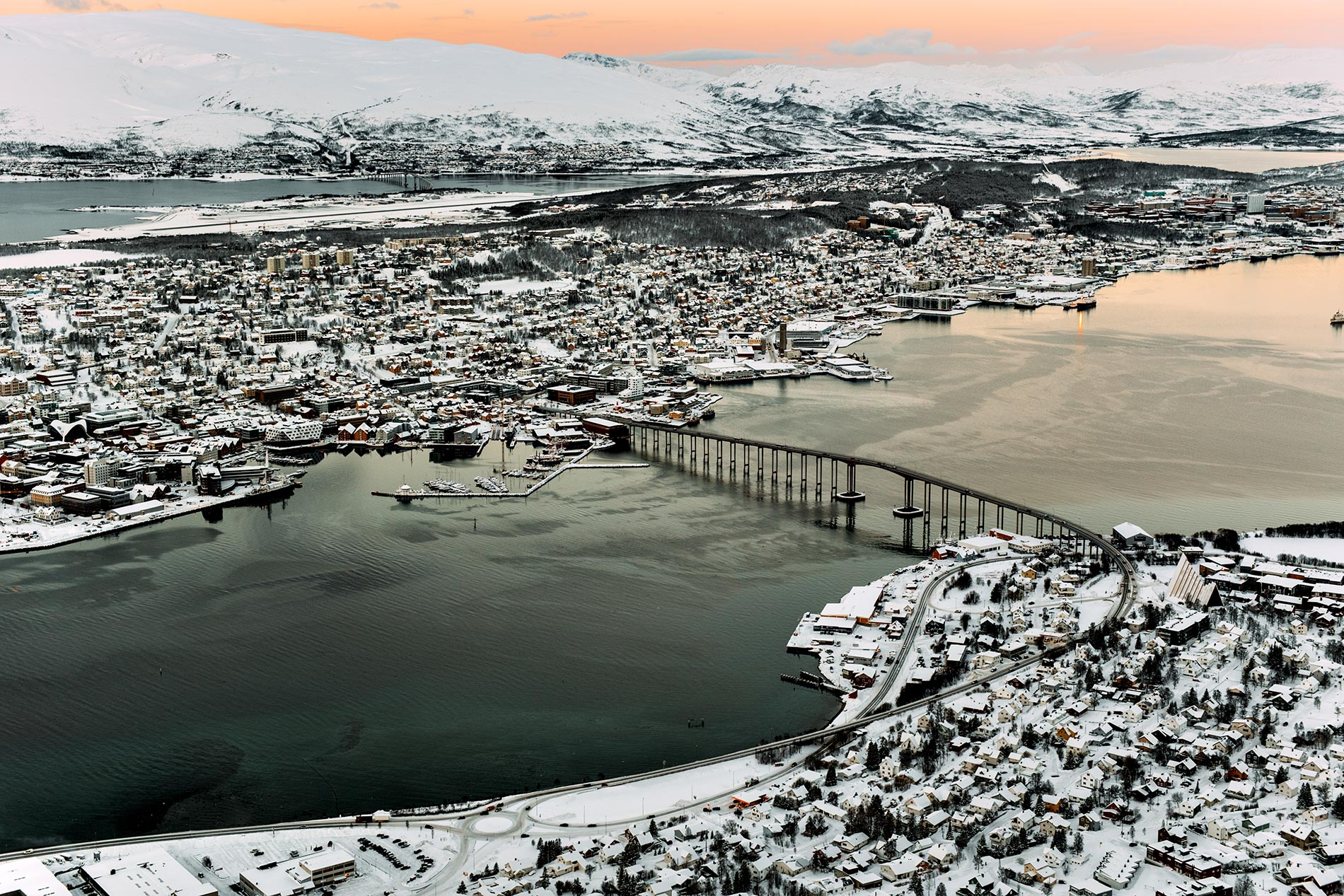 Tromso, Norway by Jason Jean