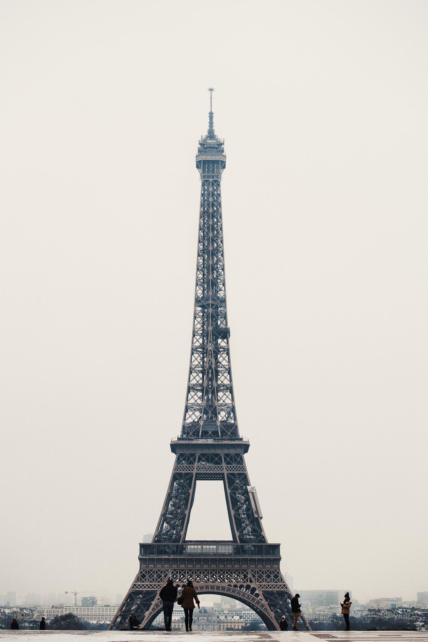 Eiffel Tower by Jason Jean