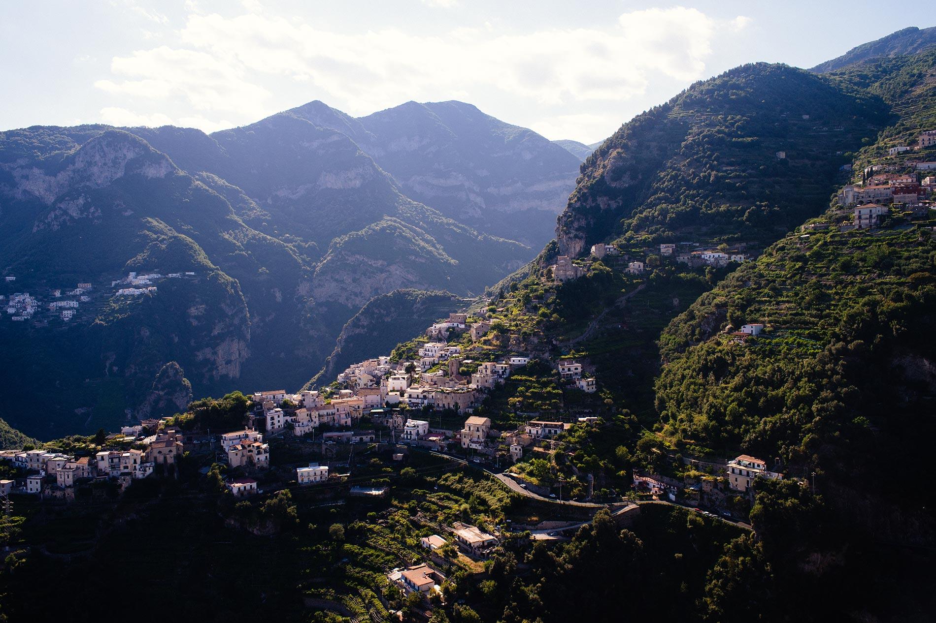 Ravello, Amalfi, Italy by Jason Jean
