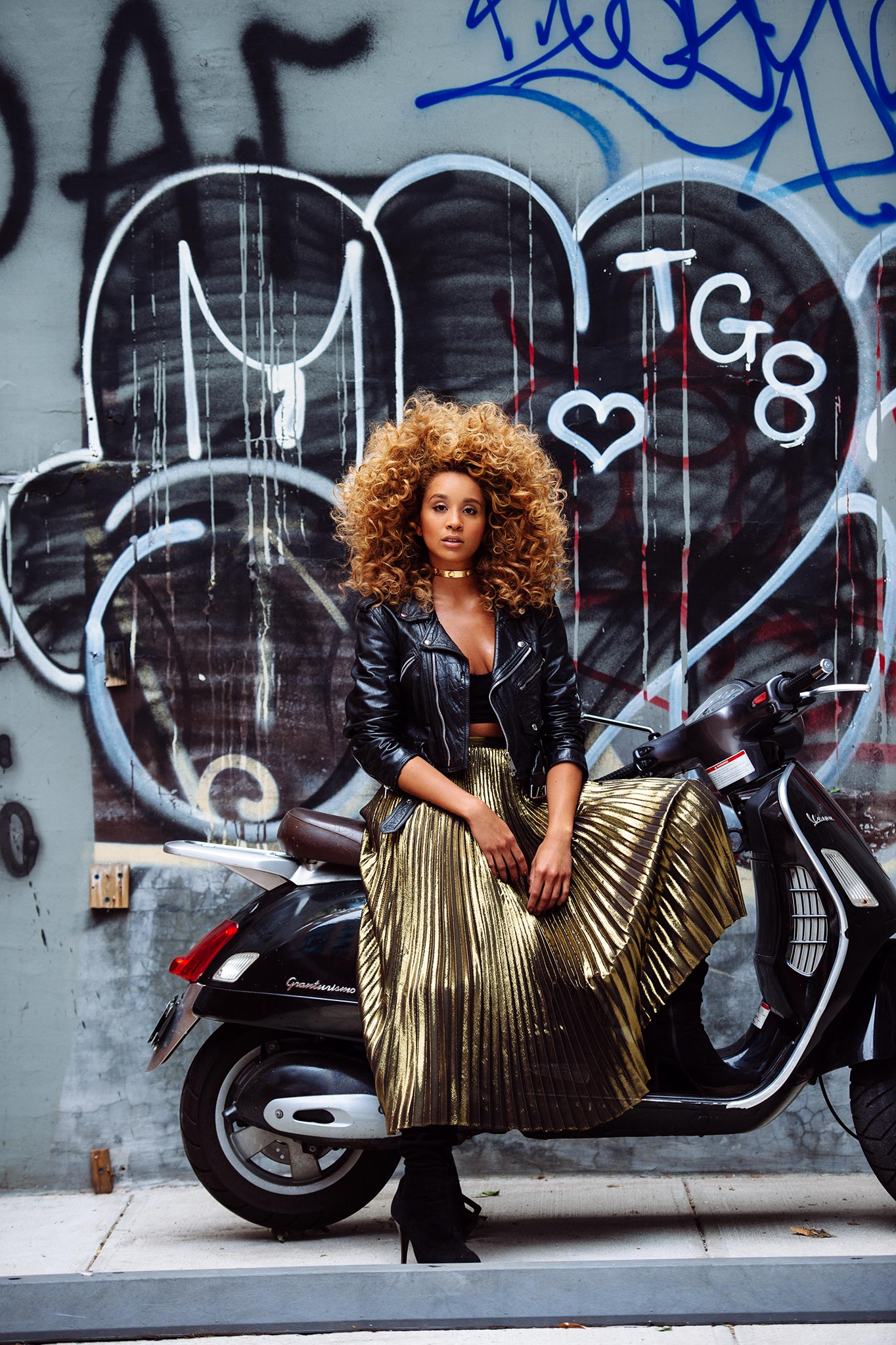 Allure Magazine, Jillian Hervey by Jason Jean