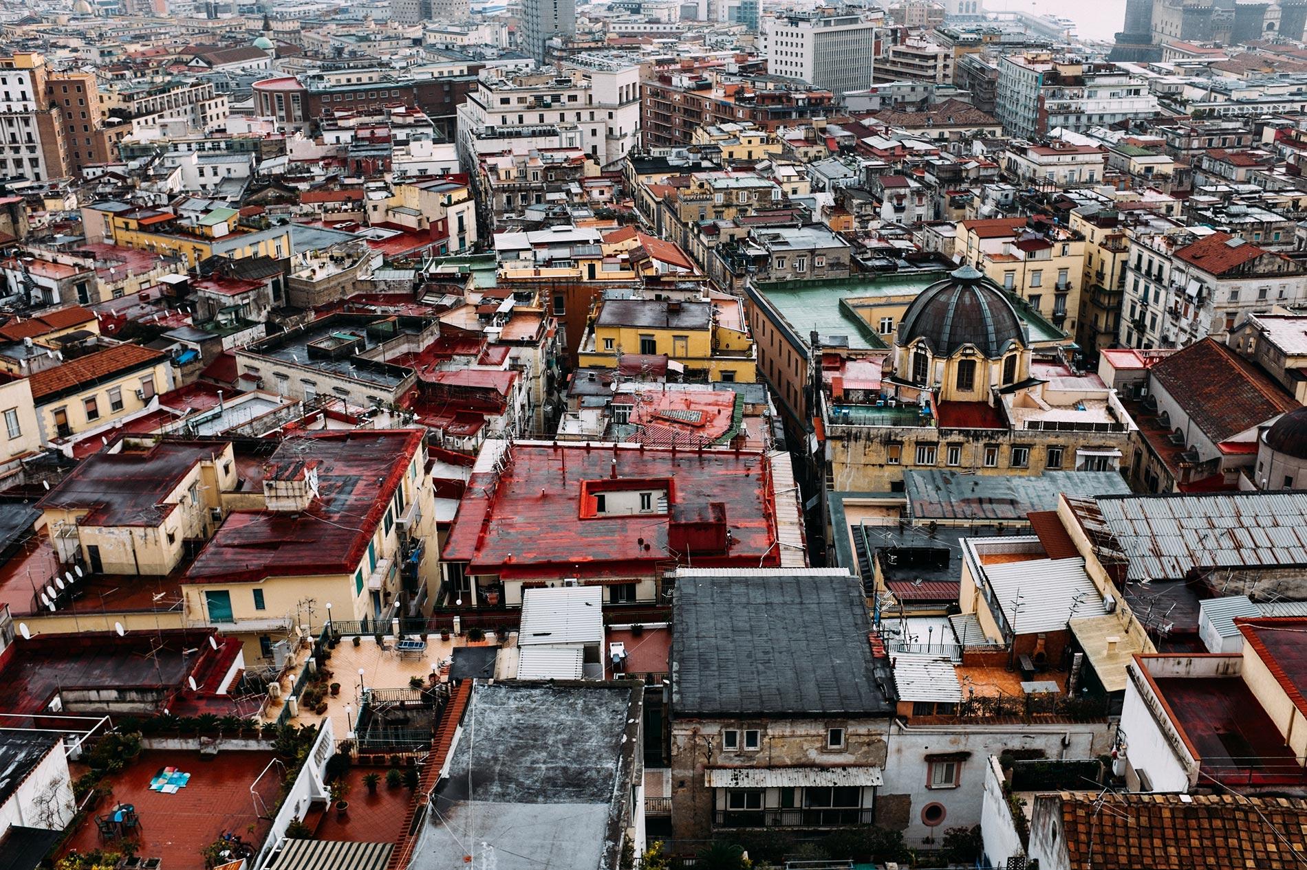 Naples, Italy by Jason Jean