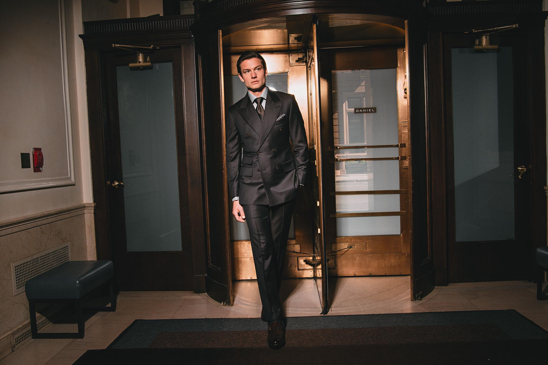 Michael Andrews Bespoke by Jason Jean